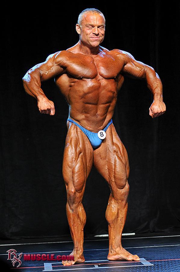 Petr  Vanis - IFBB Iowa Pro  2011 - #1