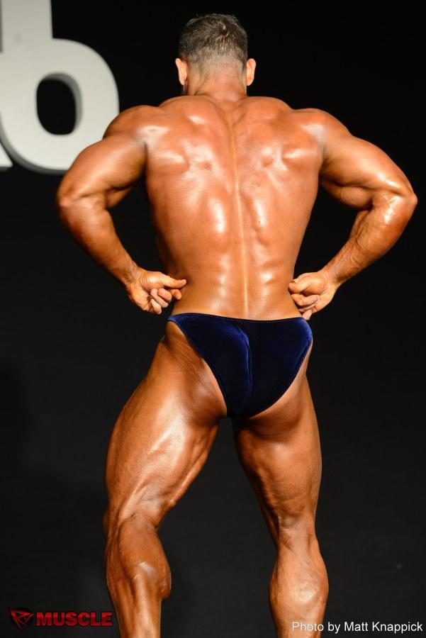Juan Carlos  Graham - IFBB New York Pro 2015 - #1