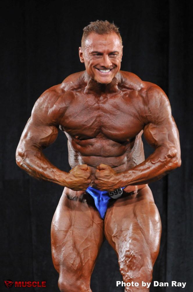 Joe  Tong - IFBB North American Championships 2012 - #1