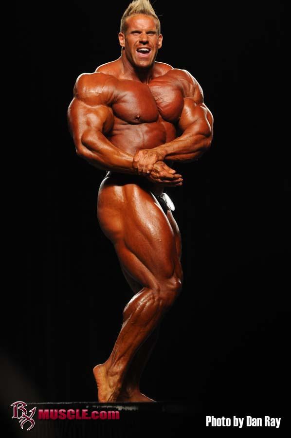 Jay  Cutler - IFBB Olympia 2010 - #1