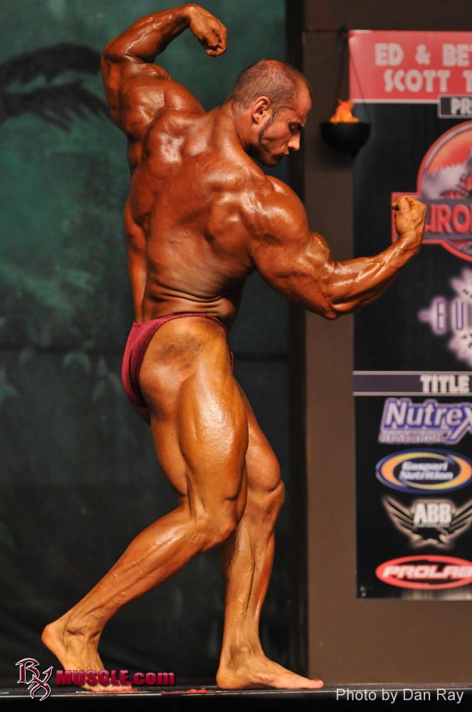 Phil  Von Kaenel - IFBB Europa Super Show 2011 - #1