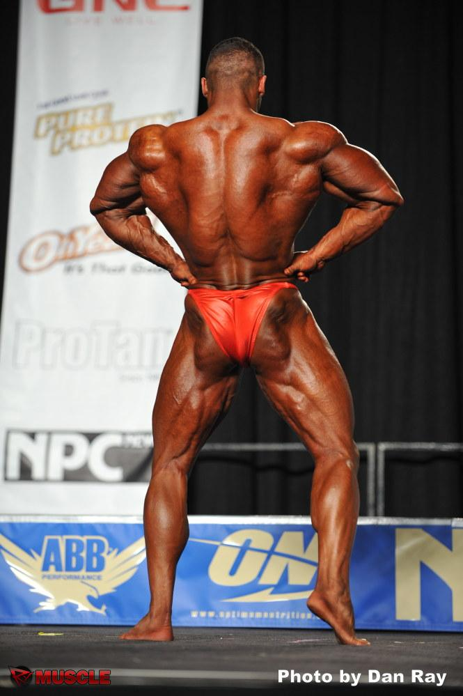 Matt   Burzacott - NPC Jr. Nationals 2012 - #1