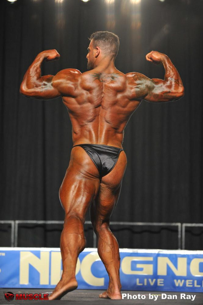 Nick  Palermo - NPC Jr. Nationals 2012 - #1