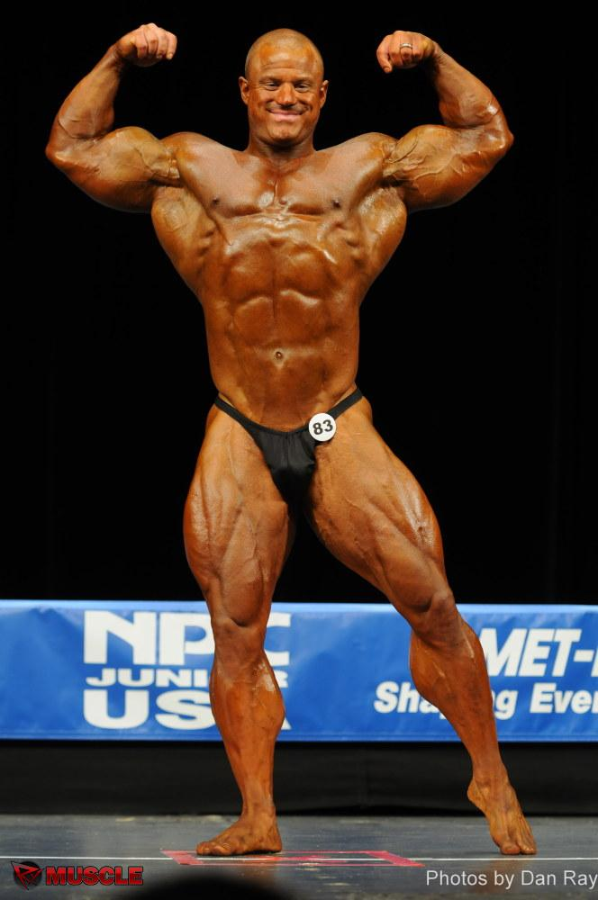 Dan   Newmire - NPC Jr. USA 2012 - #1