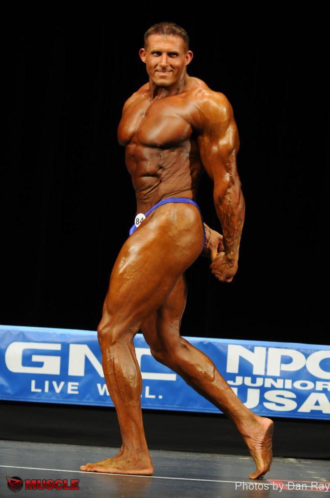 Joe   Barker  - NPC Jr. USA 2012 - #1