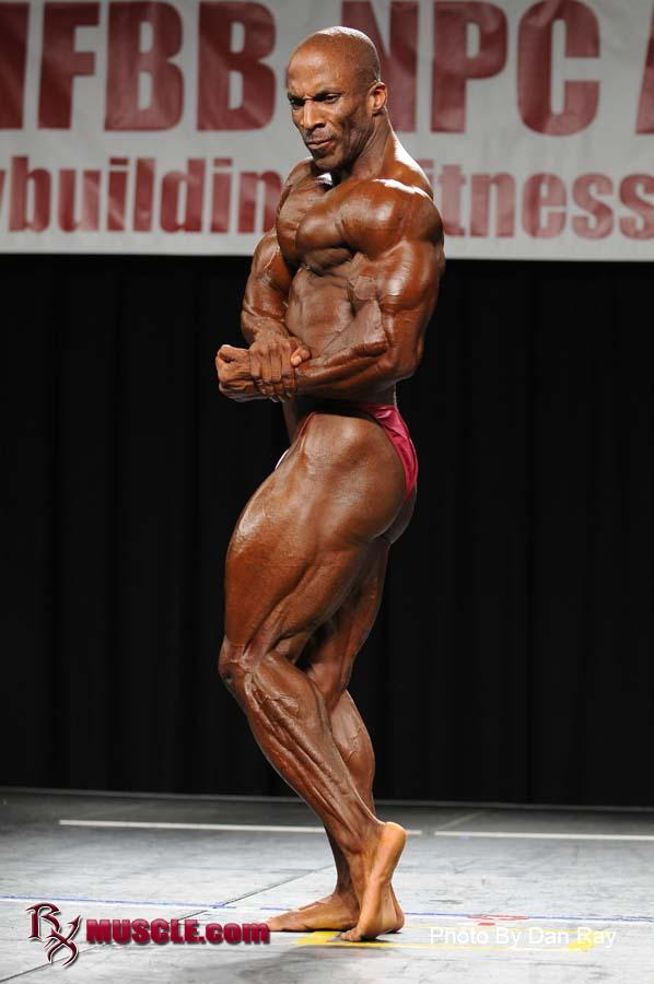 Lawrence   Hunt - IFBB Atlantic City Pro 2009 - #1