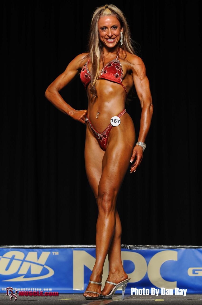 Cynthia Glickman - NPC Jr  Nationals 2010 -  1Cynthia Lamontagne