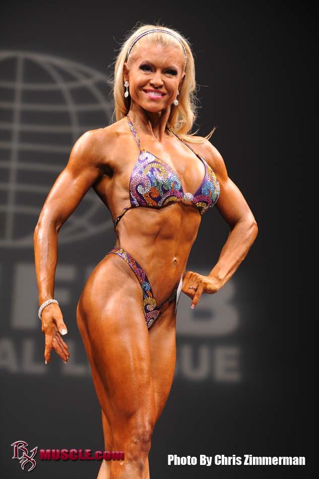 ifbb pro physique steroids