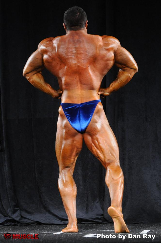 Ron   Partlow - IFBB North American Championships 2012 - #1