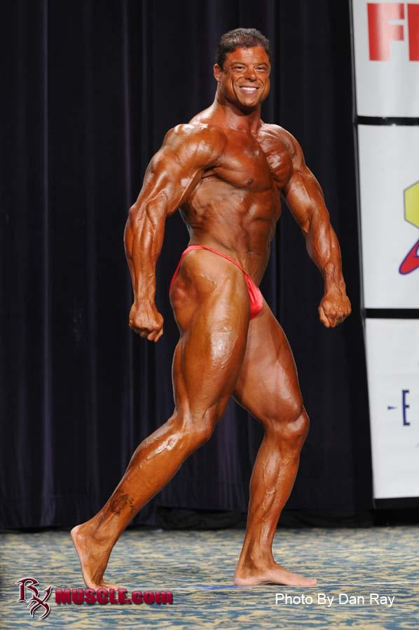 James   Juge - IFBB North American Championships 2009 - #1