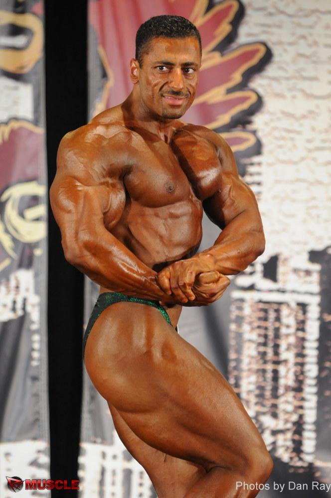 Ahmad  Ahmad - IFBB Wings of Strength Chicago Pro 2012 - #1