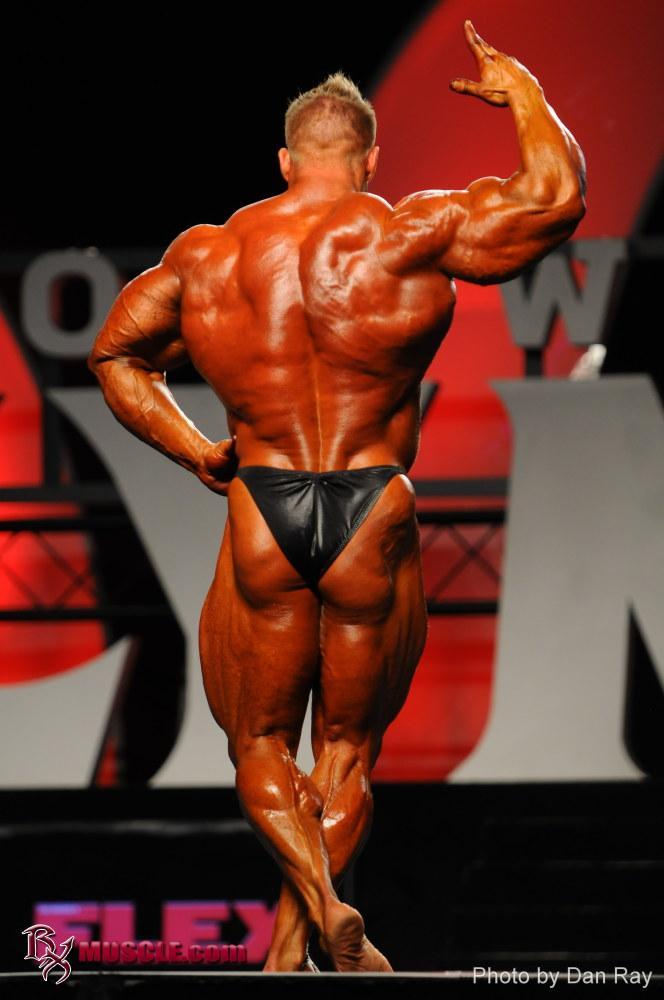 Jay  Cutler - IFBB Olympia 2011 - #1
