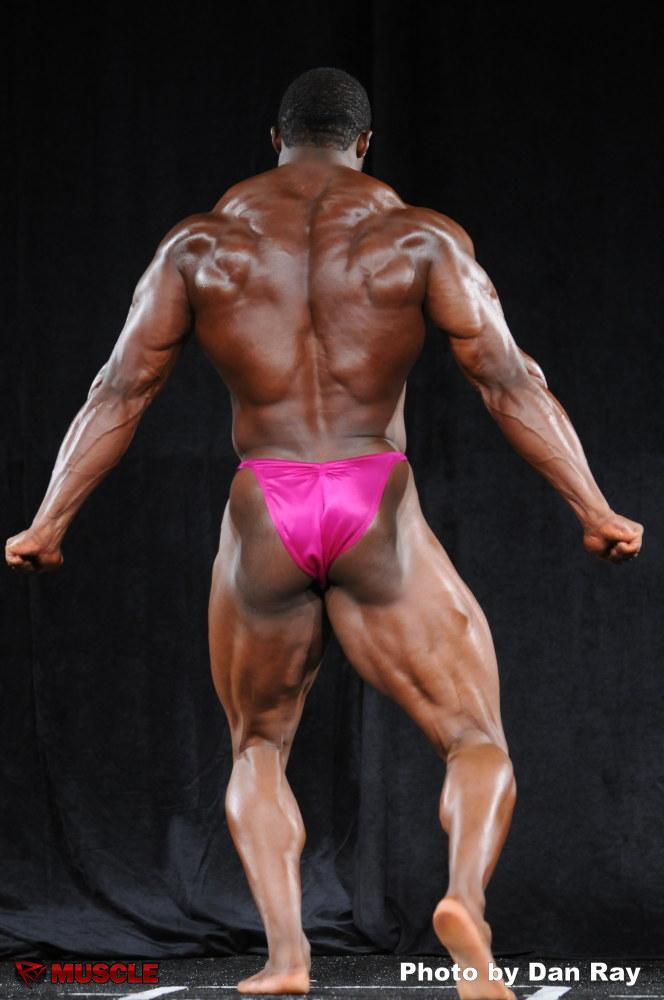 Yumon  Eaton - IFBB North American Championships 2012 - #1