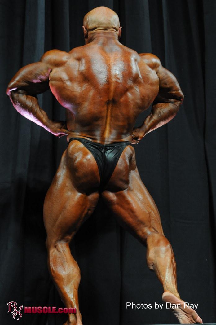 Robert  Piotrkowicz - IFBB Arnold Classic 2011 - #1