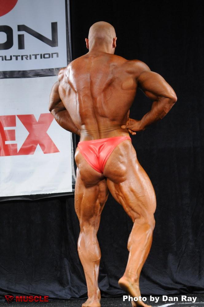 David  Rienzi - IFBB North American Championships 2012 - #1