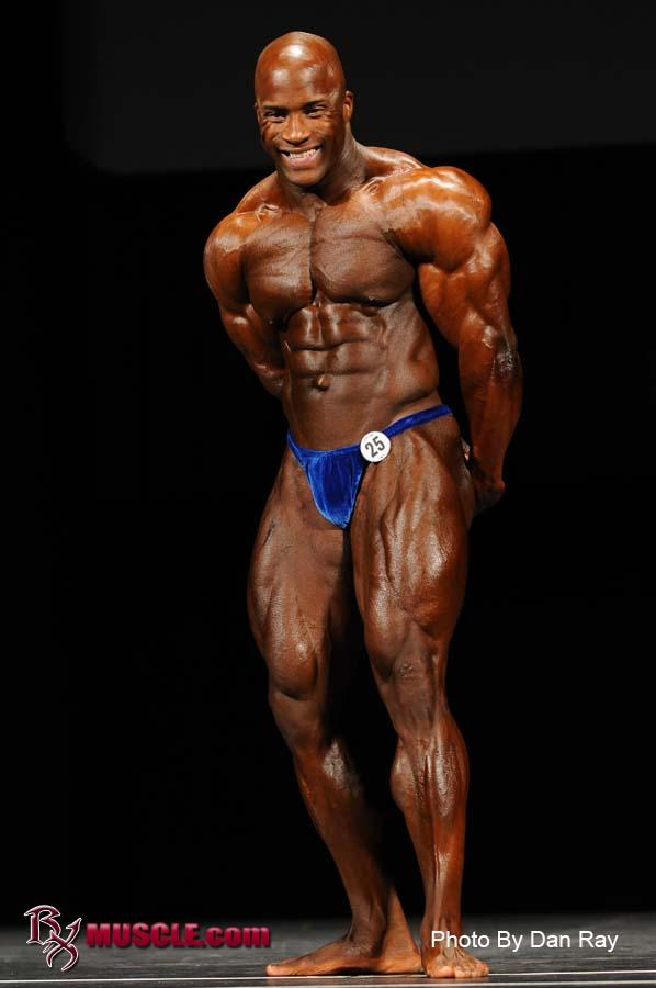 Jonathan  Rowe - IFBB Wings of Strength Tampa  Pro 2009 - #1