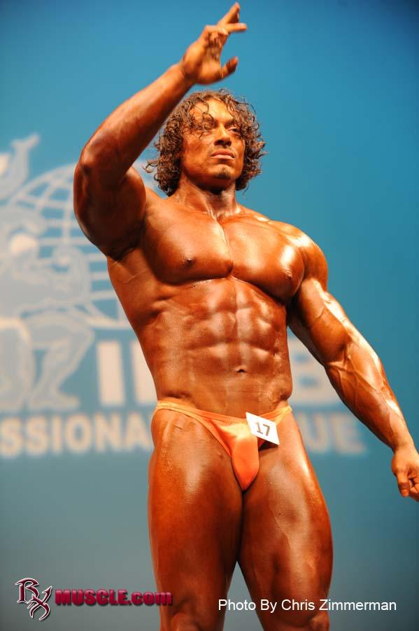 Denis  Sergovskiy - IFBB New York Pro 2009 - #1