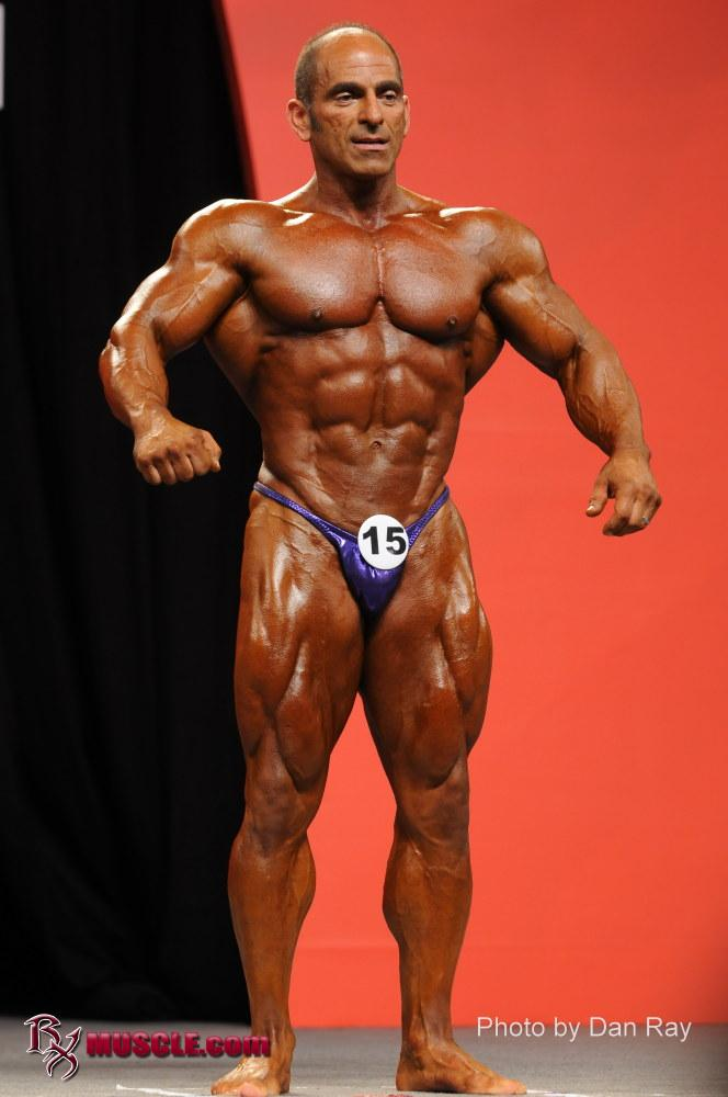 Mike  Valentino - IFBB Olympia 2010 - #1