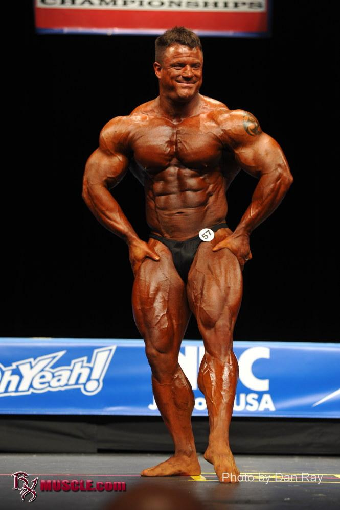 Dan   Newmire - NPC Jr. USA 2011 - #1