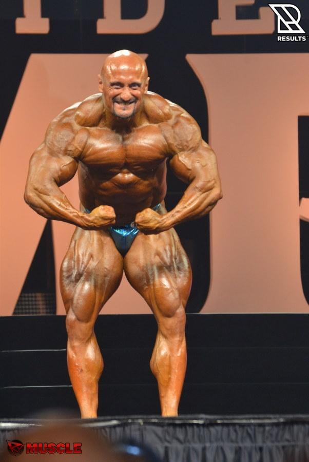 Robert  Piotrkowicz - IFBB Olympia 2015 - #1