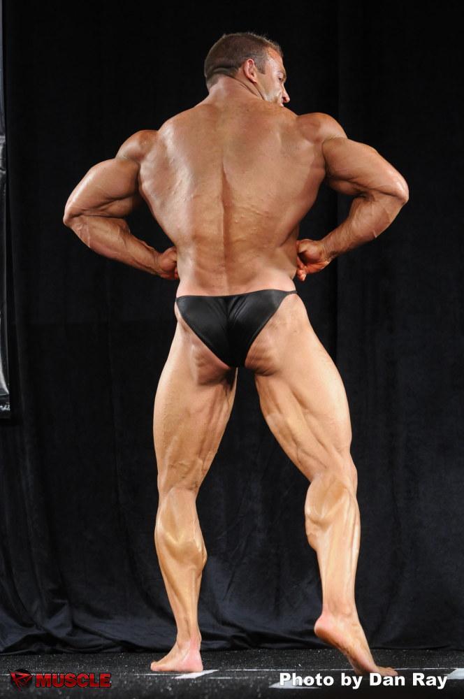 Todd  Whitting - IFBB North American Championships 2012 - #1