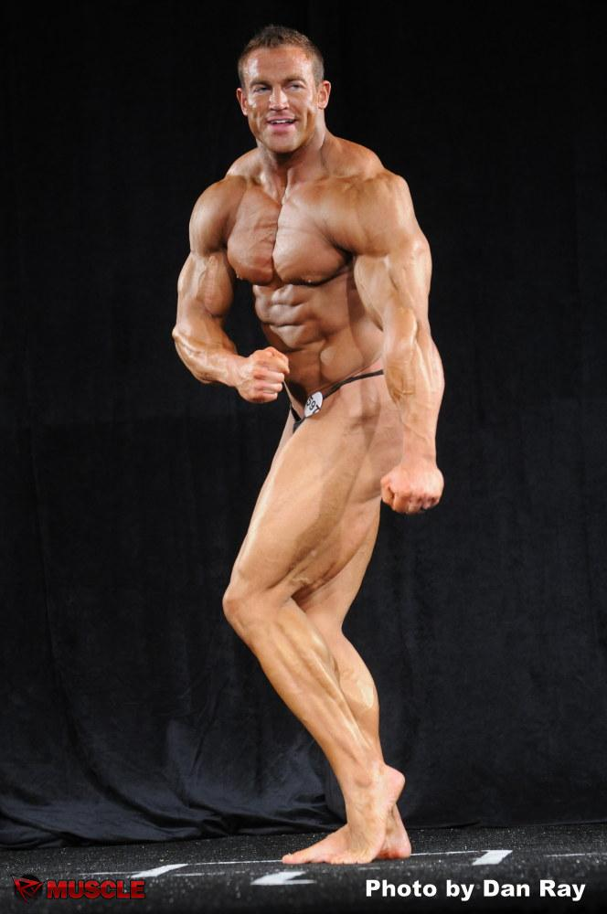 Todd  Whitting - IFBB North American Championships 2012 - #1