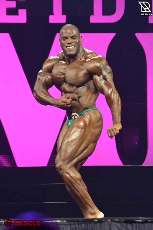 Johnnie  Jackson - IFBB Olympia 2015 - #1