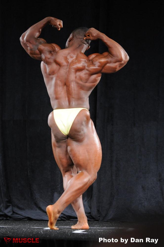 Zinjun  Croon - IFBB North American Championships 2012 - #1