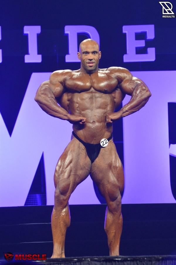 Juan  Morel - IFBB Olympia 2015 - #1