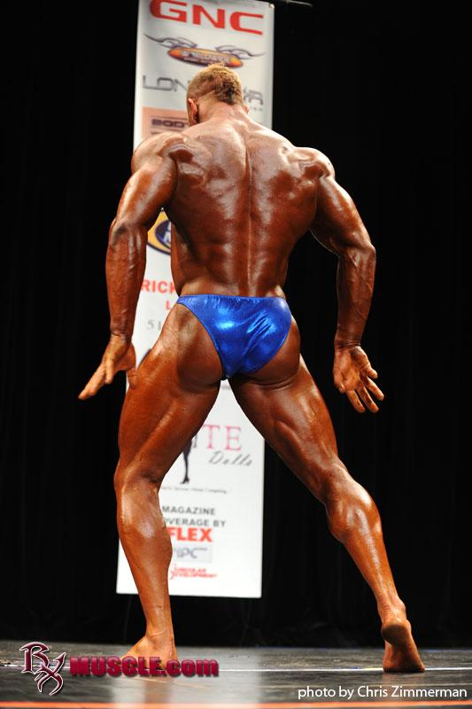 Kamil  Horvath - NPC Eastern USA 2011 - #1