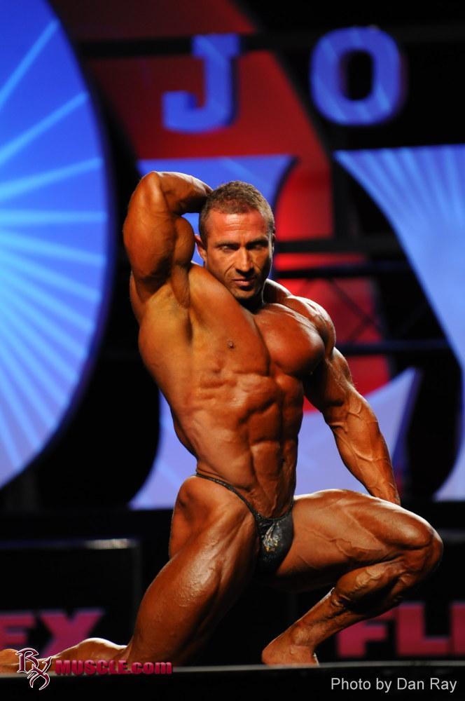 Jaroslav    Horvath - IFBB Olympia 2011 - #1