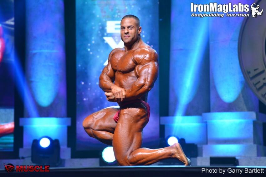 Evan  Centopani - IFBB Arnold Classic 2015 - #1