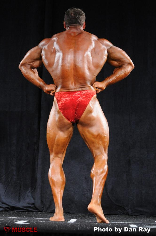 Nathan  Steiger - IFBB North American Championships 2012 - #1