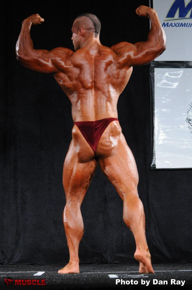 Nicholas  Trigili - IFBB North American Championships 2012 - #1