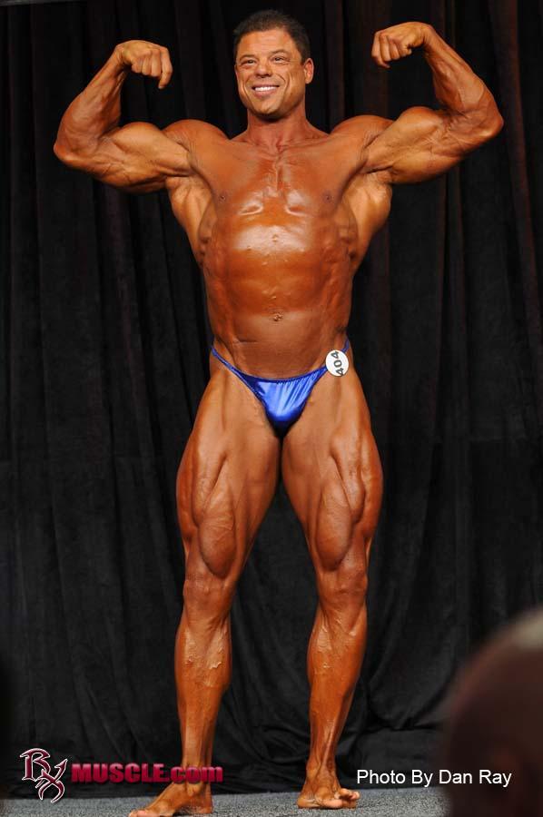 James   Juge - NPC Masters Nationals 2009 - #1
