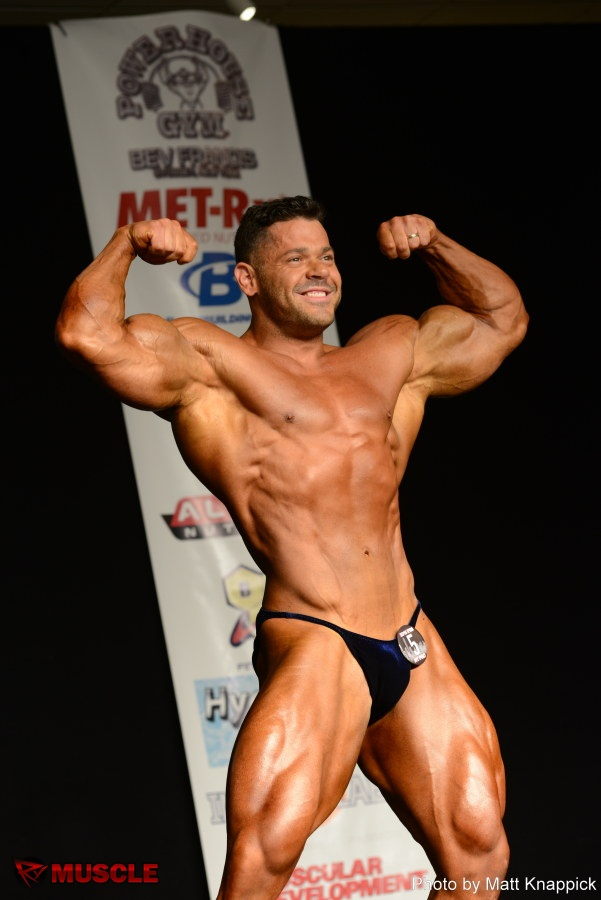 Juan Carlos  Graham - IFBB New York Pro 2015 - #1