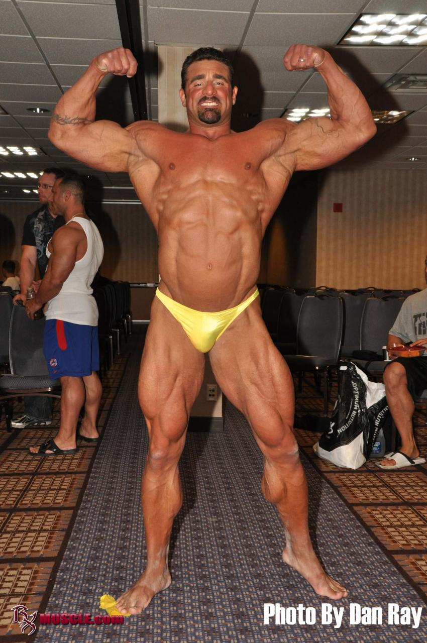 Nick  Palermo - NPC Jr. Nationals 2010 - #1