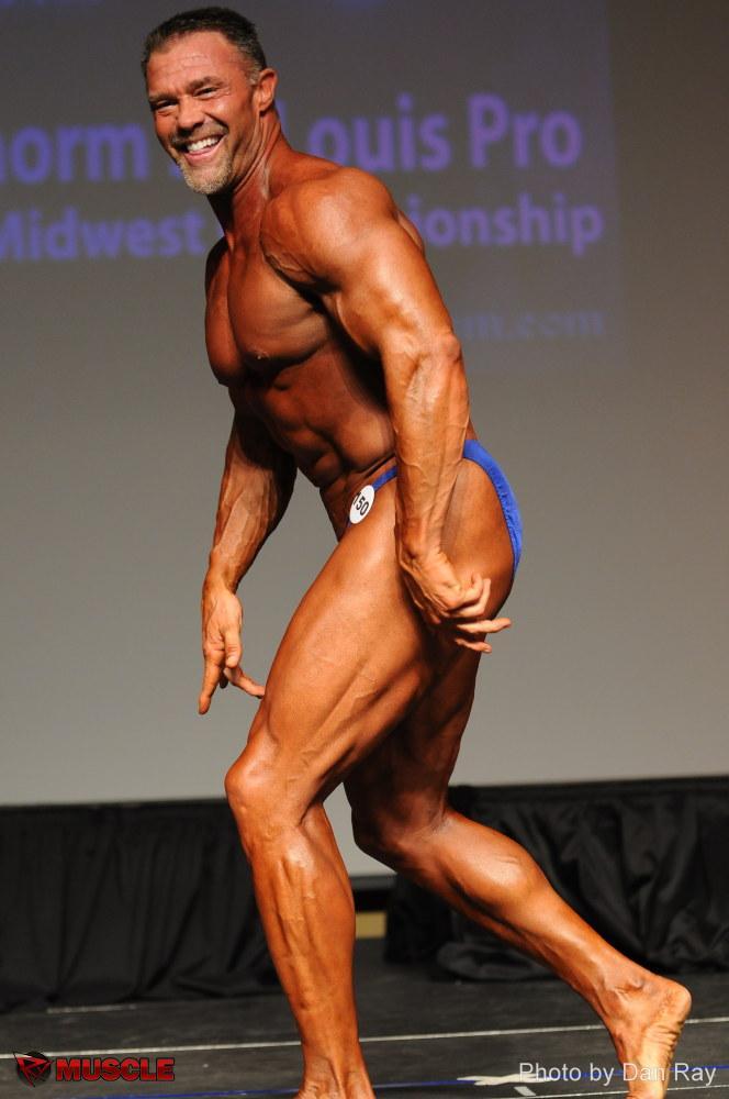 Greg  Steiner - NPC Midwest Open 2012 - #1