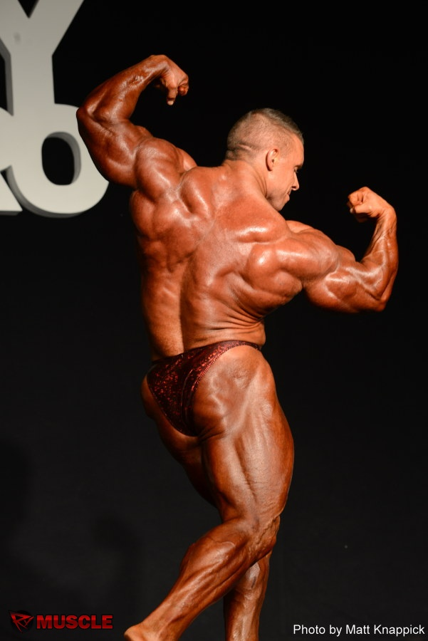Daniel  Toth - IFBB New York Pro 2015 - #1
