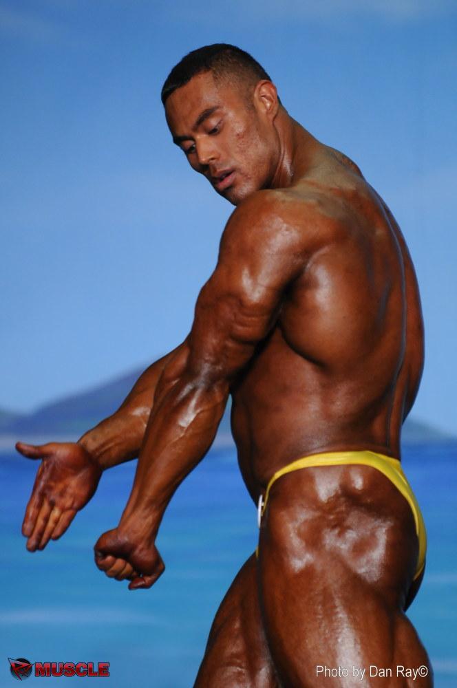 Benjamin   Parra Nunoz - IFBB Valenti Gold Cup 2012 - #1