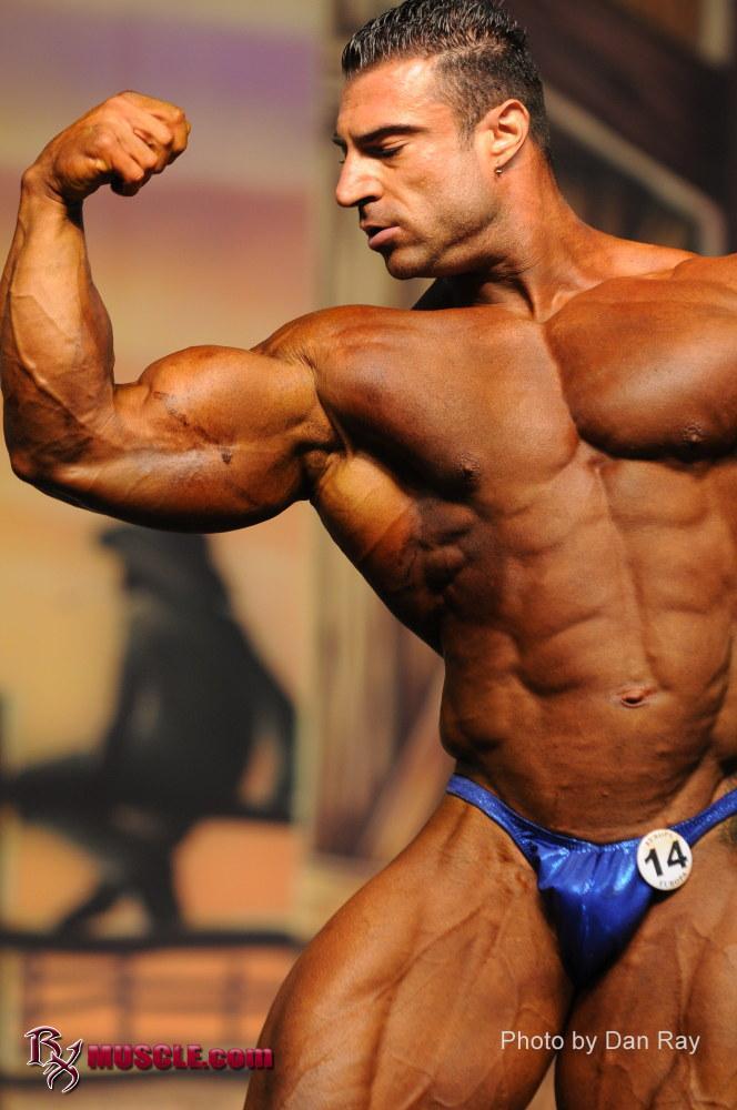 Manolis  Karamanlakis - IFBB Europa Super Show 2010 - #1