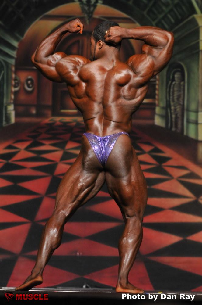 Brandon   Curry - IFBB Europa Super Show 2012 - #1