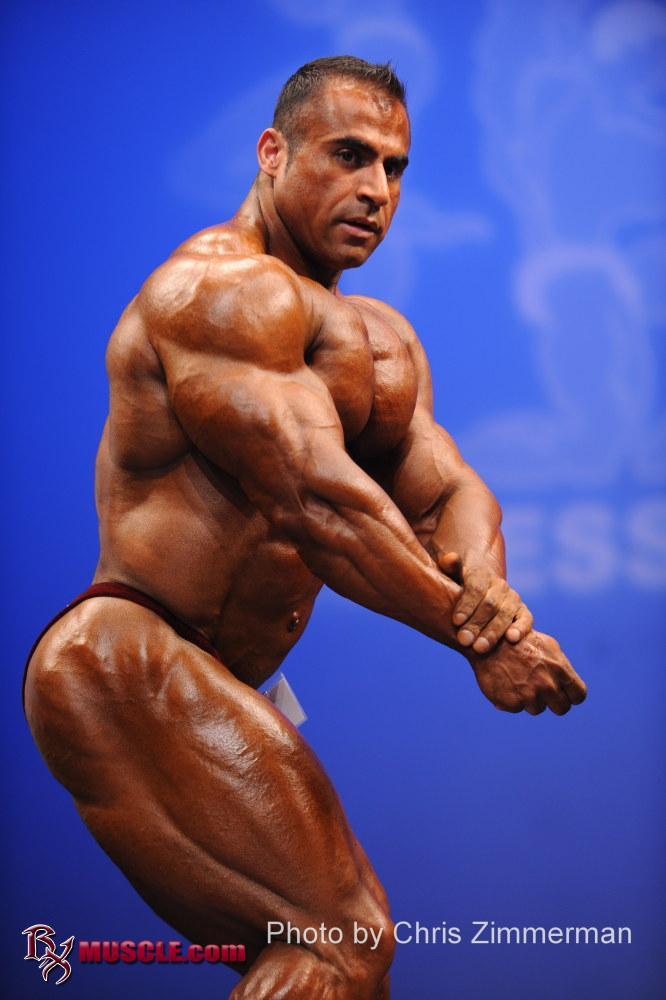 Khalid  Almohsinawi - IFBB New York Pro 2011 - #1