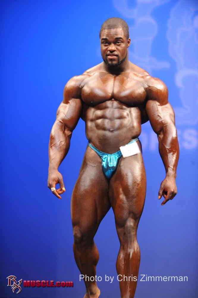Brandon Curry - IFBB New York Pro 2011 - #1