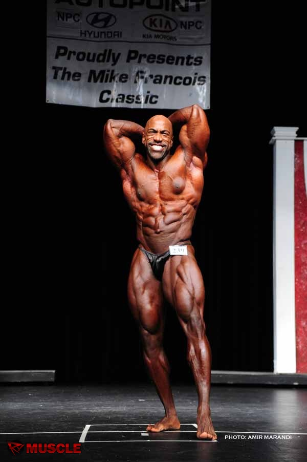 James  Culberson - NPC Mike Francois Classic 2014 - #1