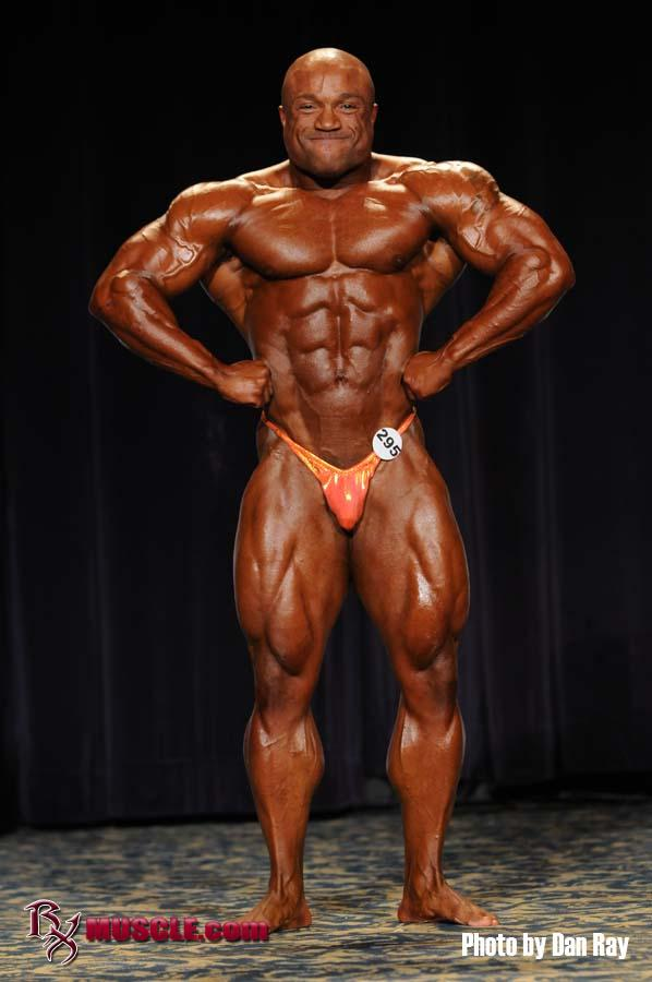 Monty   Mabry  - IFBB North American Championships 2010 - #1