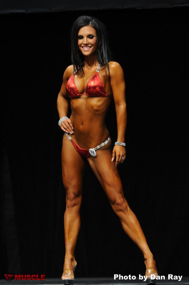 bodybuilder woman steroids
