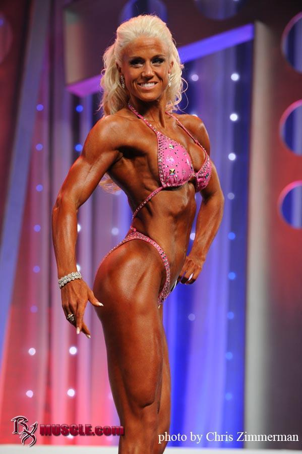 Helene Ahlson - IFBB Arnold Amateur 2010 - #1