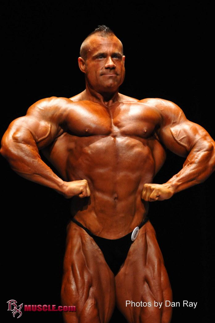 Vincent  Wawryk - IFBB Wings of Strength Tampa  Pro 2011 - #1