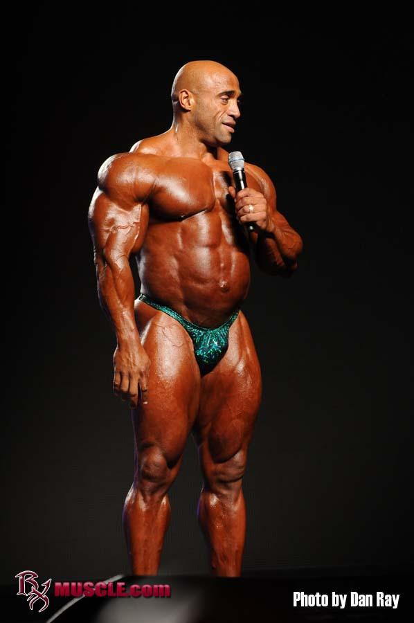 Dennis  James - IFBB Olympia 2010 - #1